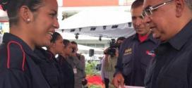 Ministro Reverol: Ascienden a 2.389 funcionarios bomberiles en todo el país