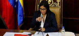 Presidenta de la ANC: En Venezuela se consolida la paz a través de la justicia