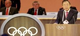 Ban Ki-moon prometió mejorar transparencia del comité olímpico