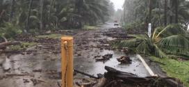 Con vientos de 285 km/h  Irma  causa estragos en el Caribe