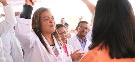 La ruta de la esperanza llegó al sector salud de Lara
