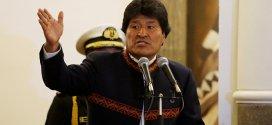 EVO MORALES: Juicio de responsabilidad a Tribunal Supremo de Bolivia por «traición a la patria»