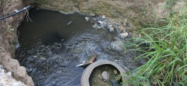 RESPONSABILIZAN A HIDROLARA: Habitantes del macro sector Tierra Negra contaminados por aguas servidas
