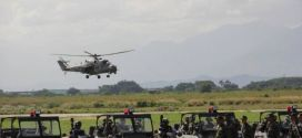 Ejecutivo entregó 10 helicópteros al ejército Bolivariano