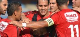 Deportivo Lara continúa en la cima