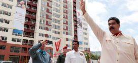 La vivienda 1 millón 800 mil será entregada por el presidente Maduro este viernes