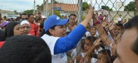 El Cují recibirá a la Candidata de la Revolución Carmen Meléndez