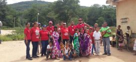 2 mil bombonas están siendo entregadas a familias del municipio Torres