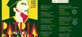 Festival de rock Patria Grande toma Cuba en homenaje al Che