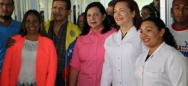 LARA: Inauguran áreas quirúrgicas y de laboratorio en el Ipasme