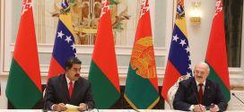 Venezuela y Bielorrusia sostuvieron una reunión para afianzar lazos de amistad y avanzar en materia de cooperación