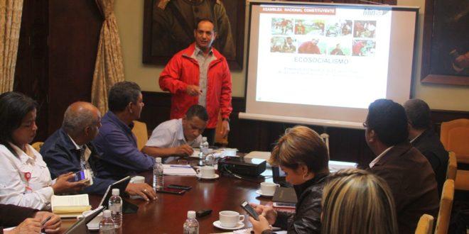Ministro Ramón Velásquez denuncia saboteo al Sistema Tuy III