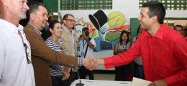 GPP asumió candidatura de Luis Reyes a la alcaldía de Barquisimeto