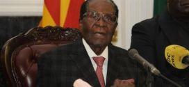 Presidente del parlamento de Zimbabue anuncia renuncia de Mugabe