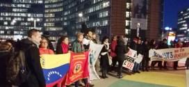 FRENTE A LA UE | Movimientos Sociales de Europa rechazan sanciones contra Venezuela