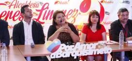 Teresa Linárez rindió cuenta de los primeros 100 días de gestión