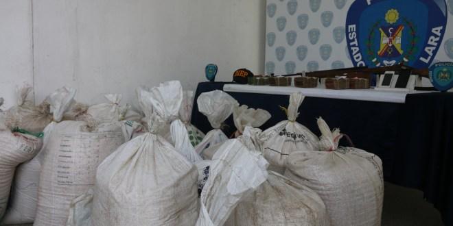 Polilara desmantela banda dedicada al robo y tráfico de alimentos (+Video)