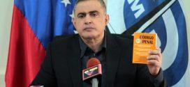 MP solicitará al TSJ antejuicio de mérito contra quienes han llamado a la violencia y desconocimiento de los Poderes Públicos