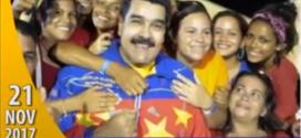 Presidente Maduro a estudiantes en su día: En sus manos está la Patria que estamos construyendo con amor