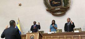 Juramentado ante la ANC | Omar Prieto: El Zulia expresó que la única opción es el socialismo