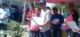Familias del Barrio Bolívar son beneficiadas con la GMVV