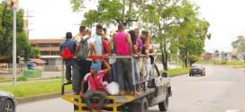 Transportistas implementan estrategias políticas para desestabilización