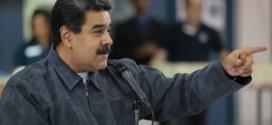 Presidente Maduro ratifica disposición de recuperar rumbo económico del país