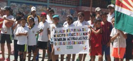 Juegos Deportivos Comunales iniciaron en Quíbor