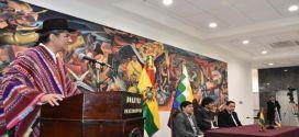 Gobiernode Bolivia envía carta de protesta a Chile por suspensión de reunión