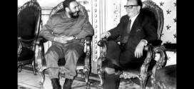 Se cumplen 45 años de la muerte de Salvador Allende