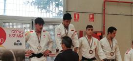 Samuel Lameda obtiene medalla de oro en España