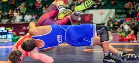 Luchadores venezolanos entrenan en Bulgaria para Campeonato Mundial