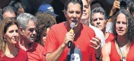 Candidato Fernando Haddad del PT afirma ser remedio para el fascismo en Brasil