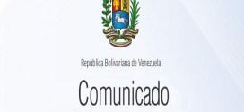 (+Comunicado) Venezuela ratifica su incondicional apoyo al pueblo de Haití tras sismo de 5,9