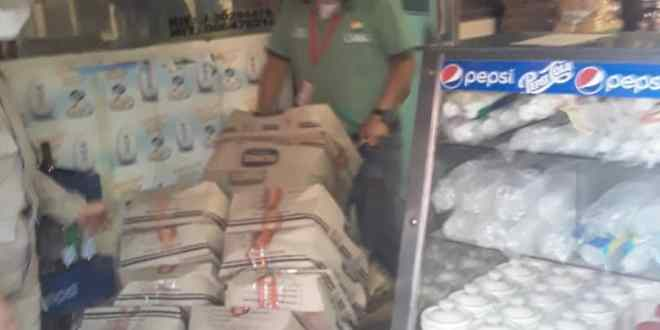 En Lara decomisan productos vencidos en establecimiento dedicado a la venta de víveres y embutidos