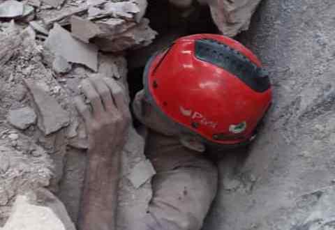 Fallece hombre tapiado y otros tres resultaron heridos mientras sacaban lajas de cueva en Barquisimeto (+ FOTOS)