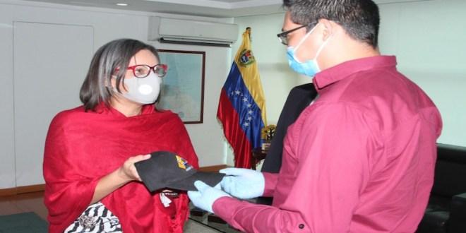 Juventud universitaria reafirma su compromiso con la democracia venezolana