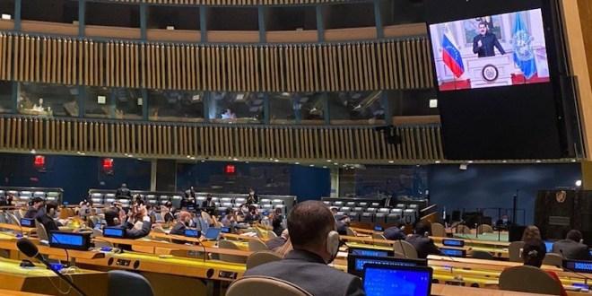 ¡POR LA PAZ! Jefe de Estado reitera compromiso para fomentar diálogo y  cooperación entre las naciones del mundo