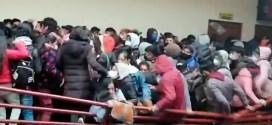 IMPACTANTE/ En Bolivia cinco estudiantes fallecieron tras caer desde un cuarto piso