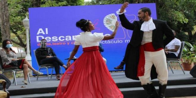 EN UN ESPECTÁCULO MULTIMEDIA /  La Batalla de Carabobo será escenificada a través del teatro y la danza