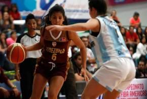 JUVENTUD DE ORO/ Federación Venezolana de Baloncesto inicia módulo de preparación femenino (Conoce a las convocadas)