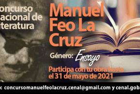 DIRIGIDO A VENEZOLANOS Y EXTRANJEROS RESIDENTES EN EL PAÍS / Cenal abre concurso de literatura Manuel Feo La Cruz en el género ensayo