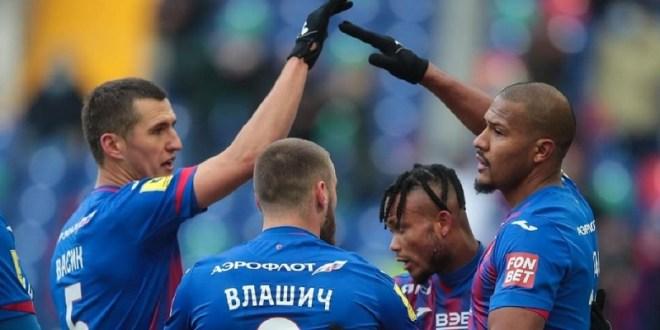 EJEMPLOS DEL DEPORTE NACIONAL / Salomón Rondón guió triunfo del CSKA de Moscú 2-0 sobre el Akhmat Grozny