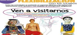 DURANTE SEMANA DE FLEXIBILIZACIÓN / Museos nacionales activan nueva oferta de servicios