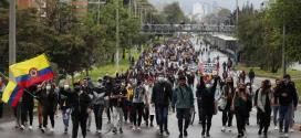 Naciones Unidas y la Unión Europea exhortaron a Duque a cesar la feroz represión en las protestas en Colombia que han dejado 19 fallecidos, decenas de heridos y detenidos
