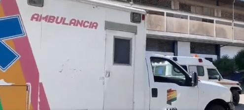 En Urdaneta: Gobierno de Lara entregó dos ambulancias al servicio de la población