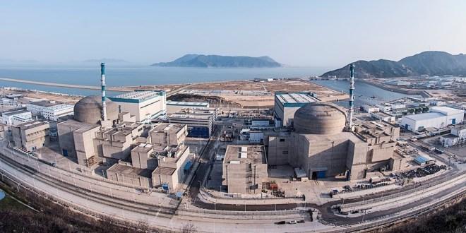 TRAS REPORTES DE FUGA / China afirma que no se registra «anormalidad» en los niveles de radiación cerca de la central nuclear de Taishan