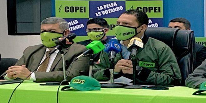 Copei reitera llamado al pueblo venezolano a participar en la Jornada de Registro Electoral Permanente