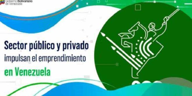 Sector público y privado impulsan el emprendimiento en Venezuela