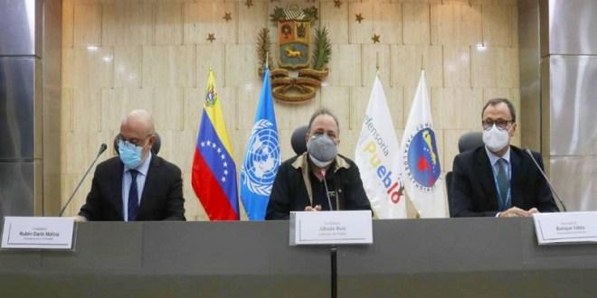 Venezuela inicia diplomado sobre el derecho humano al refugio con apoyo de ACNUR